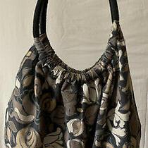Purse-Old Navy Fabric Shoulder Hobo Bag Photo