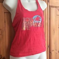 Quicksilver Roxy Pink Vest Top Size 12 Photo