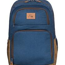 Quiksilver Prism Modern Original Backpack Men's - Blue (Byj0) Photo