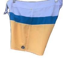 Quiksilver  Roxy   Board Shorts Size 13 (34 X 15) Photo