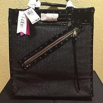 R & E M Tote Handbag