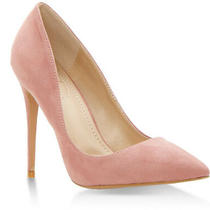 R4high Heel Pointed Toe 4.62 in Stiletto Sexy Women's Pumps Blush Us11 Photo