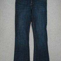 Ra15455 Rock & Republic Kasandra Boot Cut Womens Jeans Sz12 Dark Blue Photo