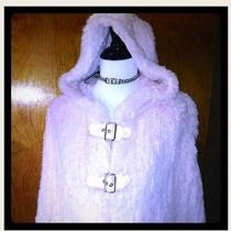 Rabbit Fur Guess Poncho/ Jacket Photo
