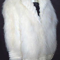 Rabbit Fur Lamb Ladies Shearling Jacket  Photo