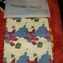 Rachel Pally Reversible Clutch Floral Bloom Pattern With Dust Bag Photo