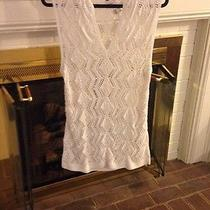 Rachel Zoe Crochet Tunic Photo