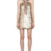 Rachel Zoe Gold Dress Photo