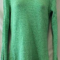 Rachel Zoe Macy's Tunic Chunky Mint Green Sweater Size M Photo