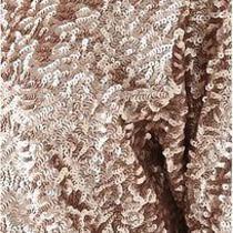 Rachel Zoe Nwt Nude Tinsley an Alluring Sequin Scoopback Mini Dress 10 395.00 Photo