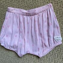 Rachel Zoe/paul Frank Collaboration Infant/toddler Girl Bubble Shorts - Size 3 Photo