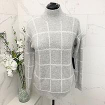 Rachel Zoe Sweater Mock Neck Long Sleeves M Nwt Photo