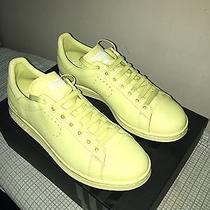 Raf Simons Stan Smiths Size 9.5 Blush Yellow Photo