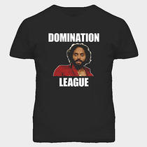 Rafi the League Tv Show Fantasy Football Domination T Shirt Photo