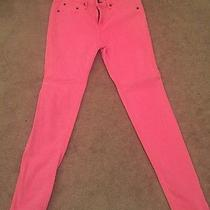 Rag and Bone Leggings in Pink Photo