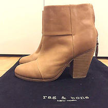 Rag and Bone Newbury Booties Size 38 Never Worn Photo