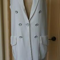 Rag and Bone 'Violet' Vest (Size 2) Photo