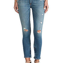 Rag and Bone Zipper Capri Water St Jeans W26 Uk 8 Photo