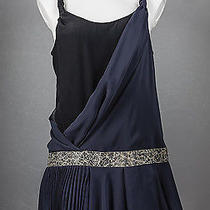 Rag & Bone Barcelona Graphite Dress - Size 6 Photo