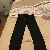 Rag Bone Black Jeans Size 26 Photo
