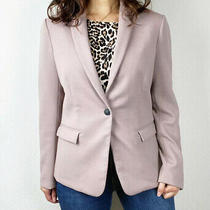 Rag & Bone Dusty Rose Blush Pink March One- Button Blazer Size 8 Photo