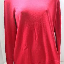 Rag & Bone / Jean Natalie Sweater Hot Red  Size Small  New With Tags Nwt Wool Photo