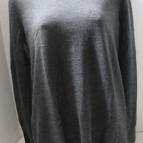 Rag & Bone / Jean Natalie Wool Sweater Charcoal  Size M  New With Tags Nwt Photo