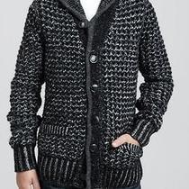 Rag & Bone Neiman Marcus Target Boys Heathered Shawl Collar Cardigan S Nwt New Photo