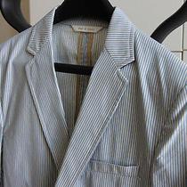 Rag & Bone Pinstripe Summer Jacket Photo