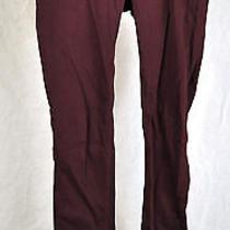 Rag & Bone Skinny Leg Leggings Wine Ombre Jeans 25/31  Photo