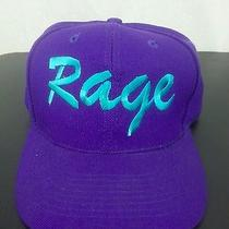 Rage Snapback Hat by Otto Cap Wool Acrylic Blend One Size Fits All Photo