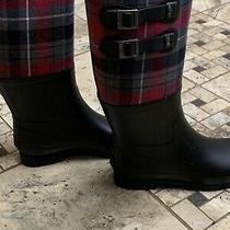 Rain Boots Womens Uggs Size 10 Photo