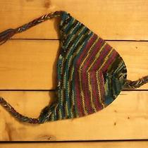Rainbow Knit Ear Flap Hat Urban Outfitters Photo