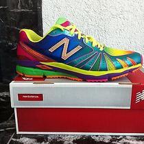 Rainbow Mens New Balance Sneakers Photo
