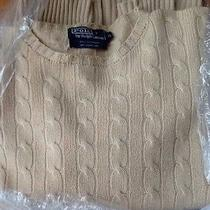 Ralph Lauren 100 % Cashmere Sweater Mens Xl Photo
