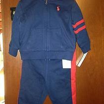 Ralph Lauren Baby Boy Outfit Photo