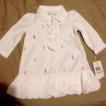 Ralph Lauren Baby Girl Dress Size6m Photo