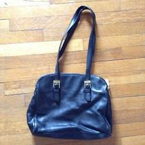 Ralph Lauren Black Purse Photo