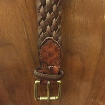 Ralph Lauren Braided Belt Photo