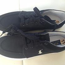 Ralph Lauren Canvas Keds Photo