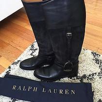 Ralph Lauren Collection Riding Boot Photo