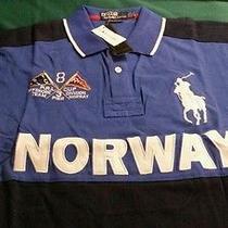 Ralph Lauren Custom Fit Norway Polo Shirt Photo
