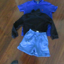 Ralph Lauren Garanamils & Gap Boys Tops and Shorts Size 4/5 Photo