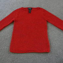 Ralph Lauren Hand Knit Sweater Sz L Excellent Condition Photo