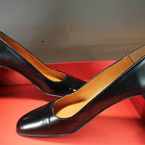 Ralph Lauren Ladies Leather Shoes Photo
