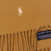 Ralph Lauren Lambswool Scarf Photo