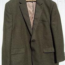 Ralph Lauren Macy's Mens Sport Coat Jacket Blazer 48 Photo