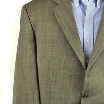 Ralph Lauren Man's Suit Jacket Size 44l Photo