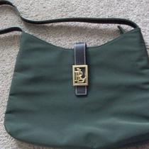Ralph Lauren Olive Green Handbag Photo