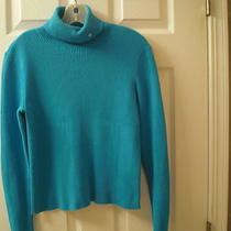 Ralph Lauren  Petite Medium Turtleneck Sweater Rl Photo